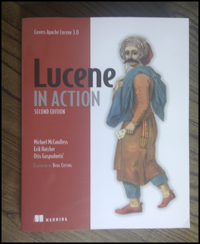 Lucene in Action 2nd
